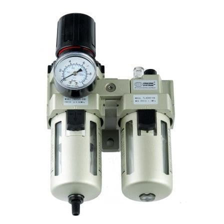 GO Filter Regulator and Lubricator Range FRL
