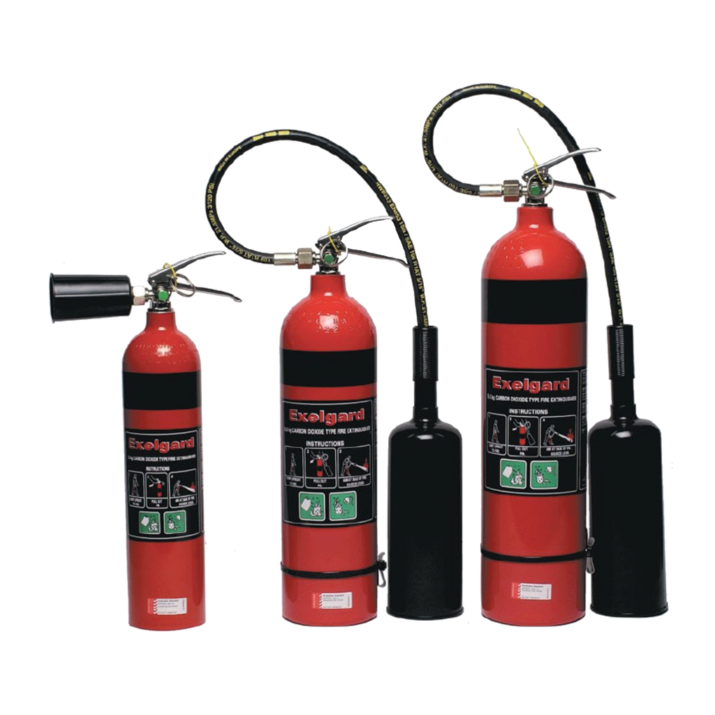 Co2 Dry Chemical Extinguisher