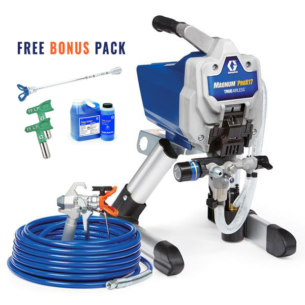 GRACO Magnum ProX17 Stand Airless Paint Sprayer 17H203