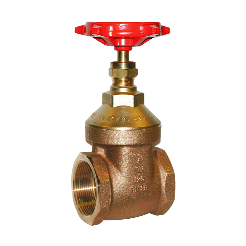 GO Bronze Gate Valve Range General Purpose Scr BSP