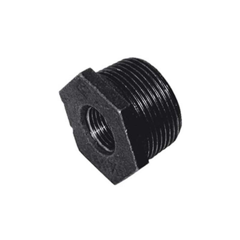 GO Black Steel Bush Range Scr BSP BS EN 10241