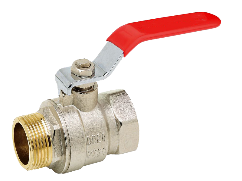 GO Brass Ball Valve Range Scr BSP MF Thread
