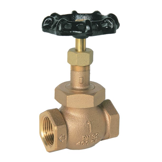 GO Bronze Globe Valve Range General Purpose Scr BSP