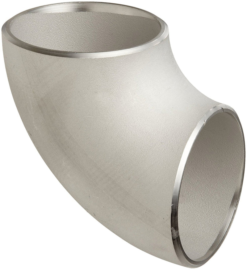 GO Buttweld Elbow 90 Degree SR Range Schedule 10 Stainless Steel 316 / 316L