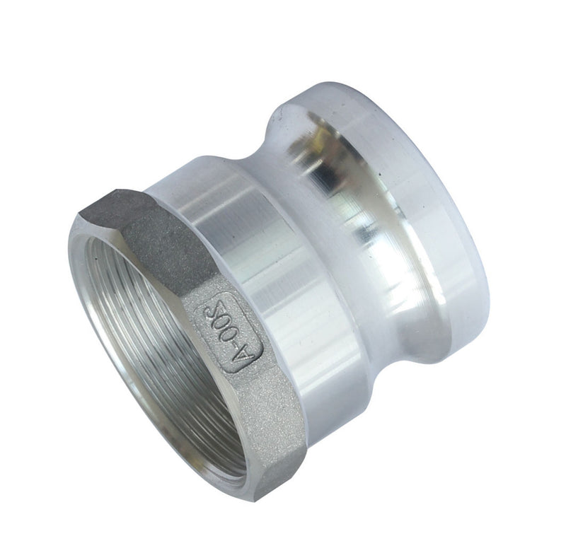 GO Camlock Fitting Type A Stainless Male Camlock x Female BSP