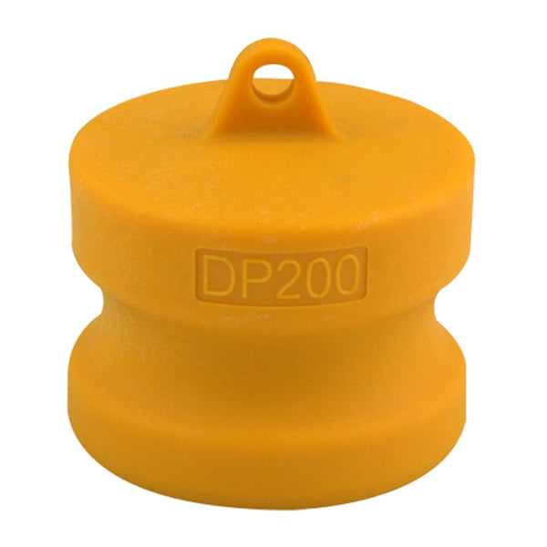 GO Camlock Fitting Type DP Nyglass Male Dust Plug
