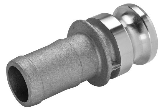 GO Camlock Fitting Type E Stainless Male Camlock x Male BSP