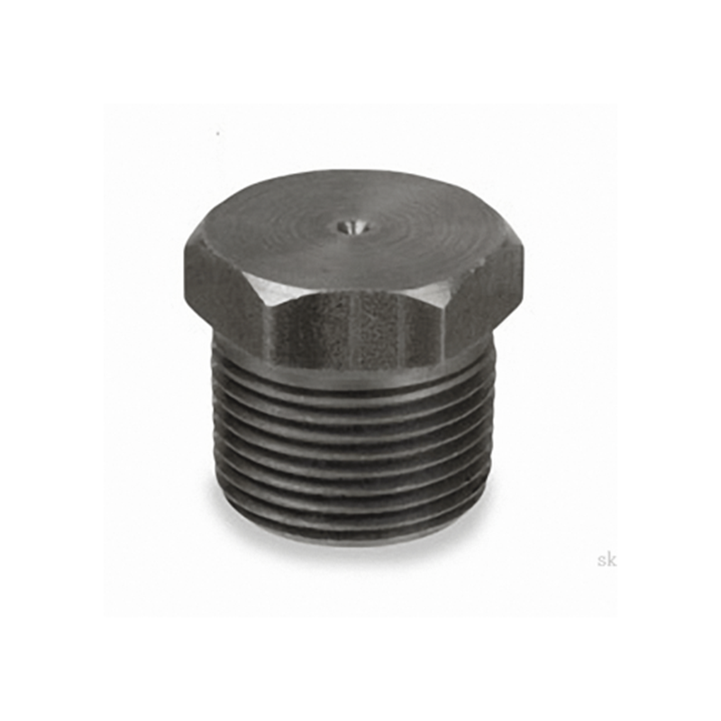 GO Carbon Steel or Galvanised Hex Head Plug 3000lb Scr BSP or NPT A105 ASME B16.11