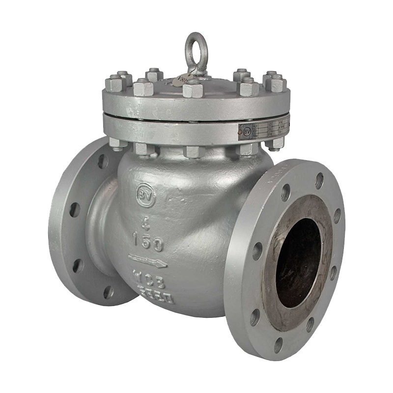 GO Cast Steel Swing Check Valve Range ANSI 150