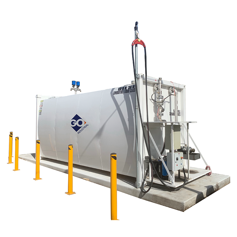 GO Contanerised Self Bunded Tank CON-38 38,000L