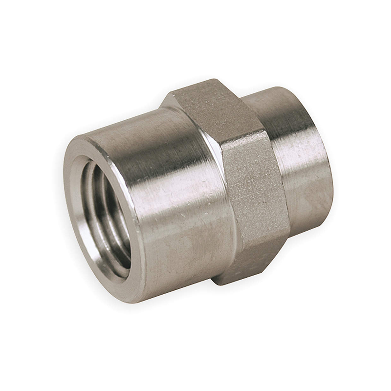 GO Galvanised Steel Reducing Socket (Coupling) Range Scr BSP BS EN 10241