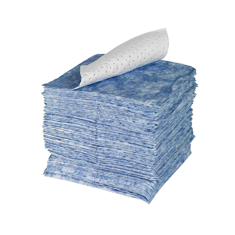 GO Industrial Double Weight Hazchem Absorbent Pad Range
