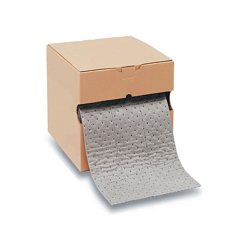 GO Industrial Oil and Fuel Absorbent Pad Dispenser Box Range