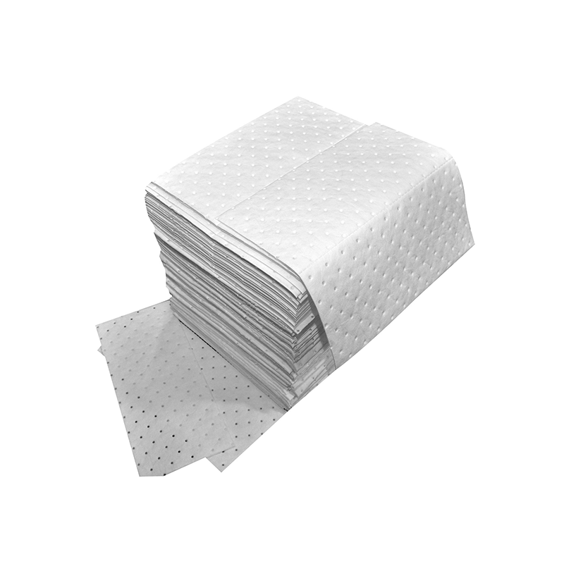 GO Industrial Oil and Fuel Absorbent Pad Range