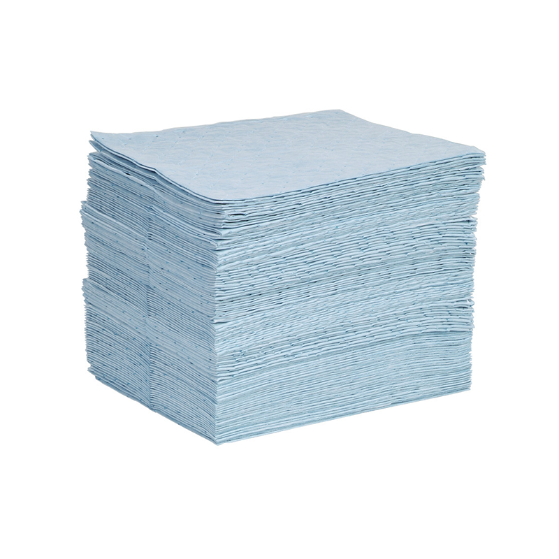 GO Industrial Regular Weight Hazchem Absorbent Pad Range