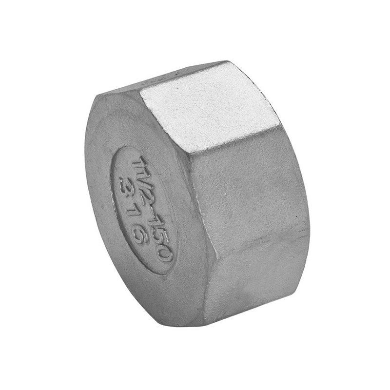 GO_Stainless_Steel_Hex_Cap_Range_316_150lb_Scr_BSP_ASTM_A351