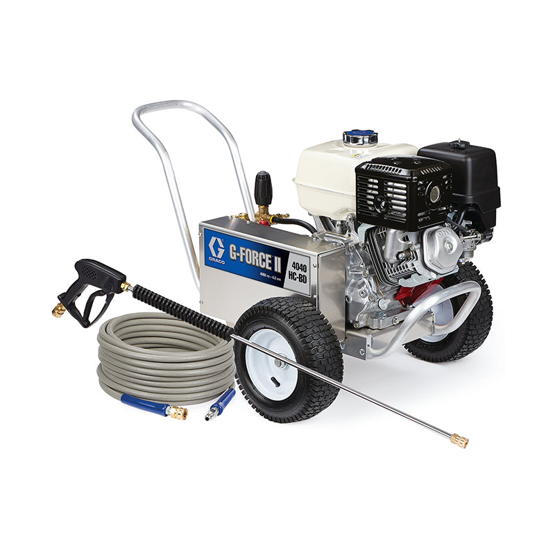 GRACO G-Force II 4040 HC-BD 4000 PSI Pressure Washer 25N684