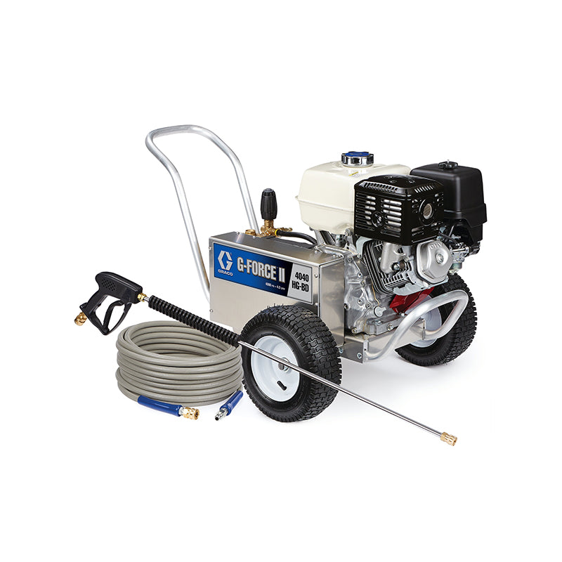 GRACO G-Force II 4040 HG-BD 4000 PSI Pressure Washer 25N683