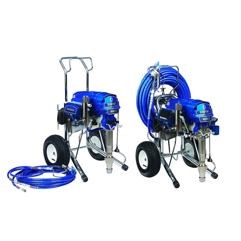 GRACO Airless Electric Texture Sprayer TexSpray Mark X Range