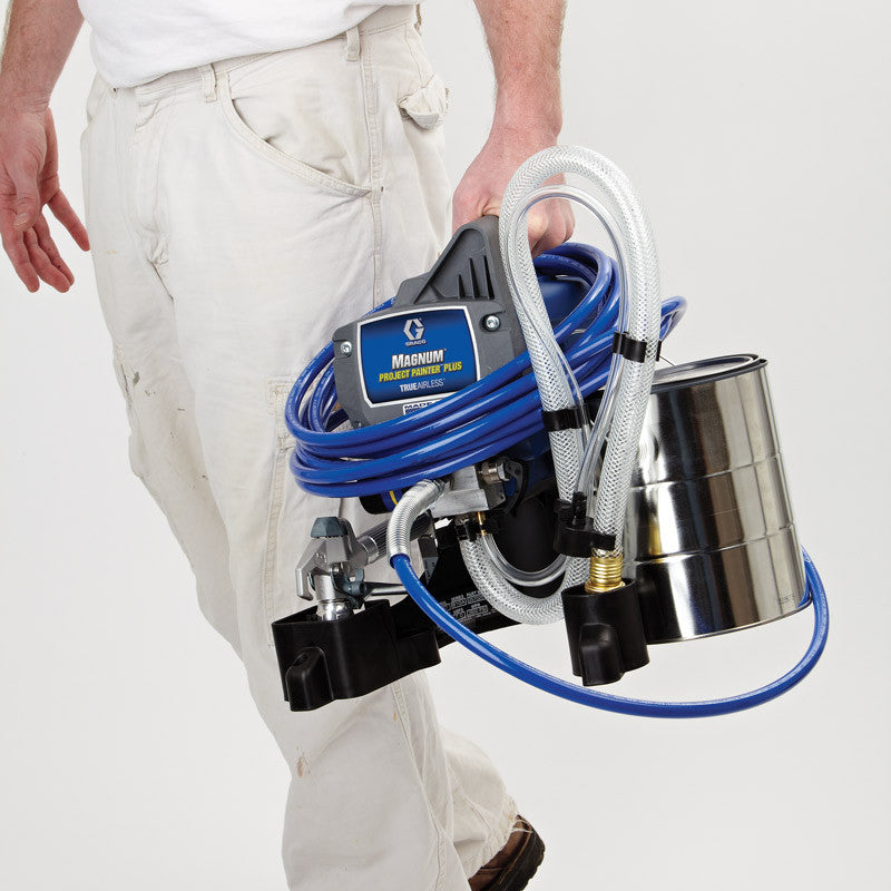GRACO Airless Paint Spray Package Magnum Project Plus 240V AC 16W119