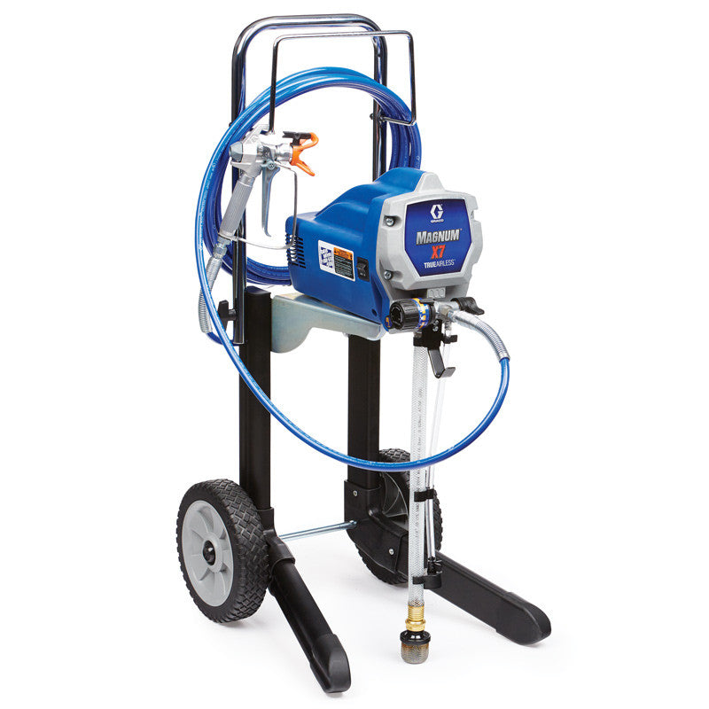 GRACO Airless Paint Spray Package Magnum X7 240V AC 16W121