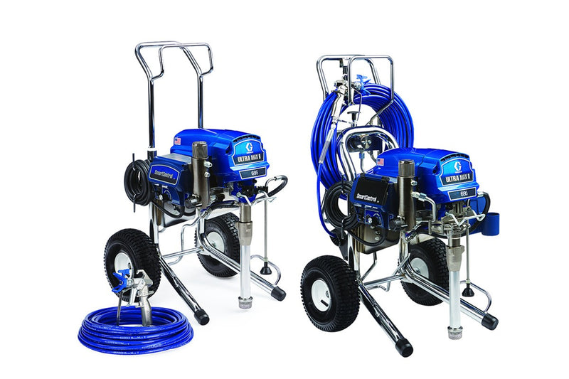 GRACO Airless Paint Spray Package Ultra Max II 695 240V AC Range
