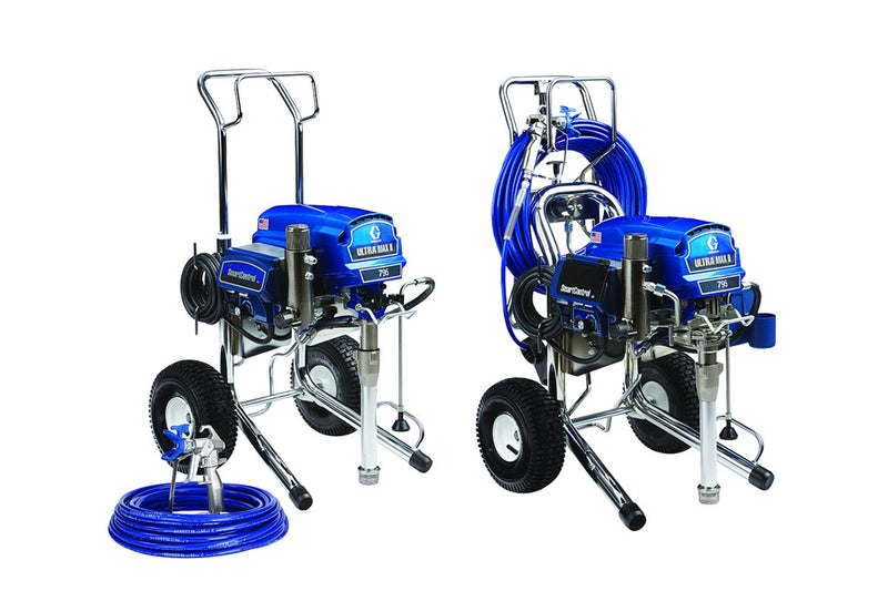 GRACO Airless Paint Spray Package Ultra Max II 795 240V AC Range