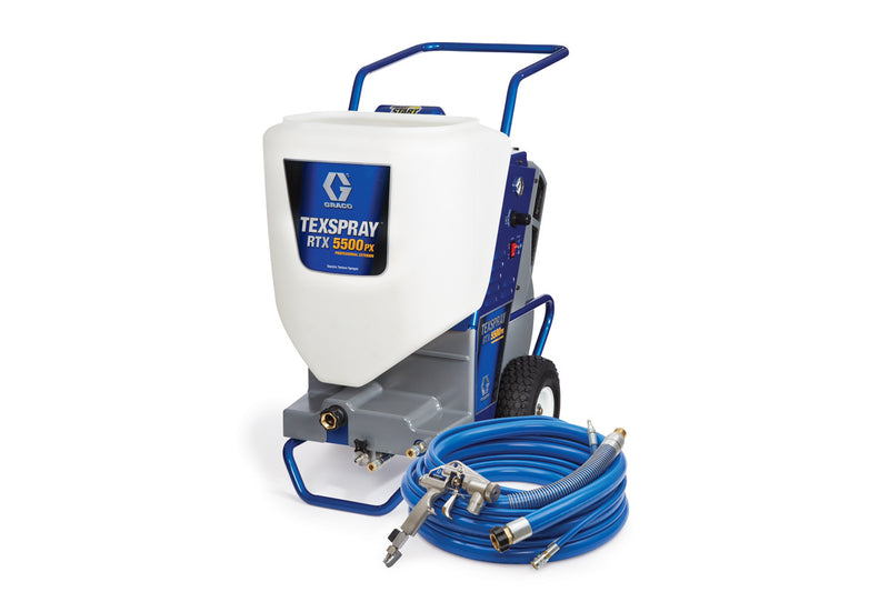 GRACO Hopper Electric Texture Sprayer TexSpray RTX 5500PX 17K680