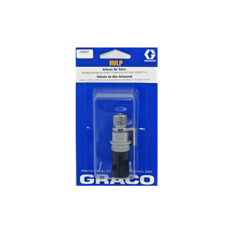 GRACO High Volume Low Pressure (HVLP) Artisan Air Valve 256927