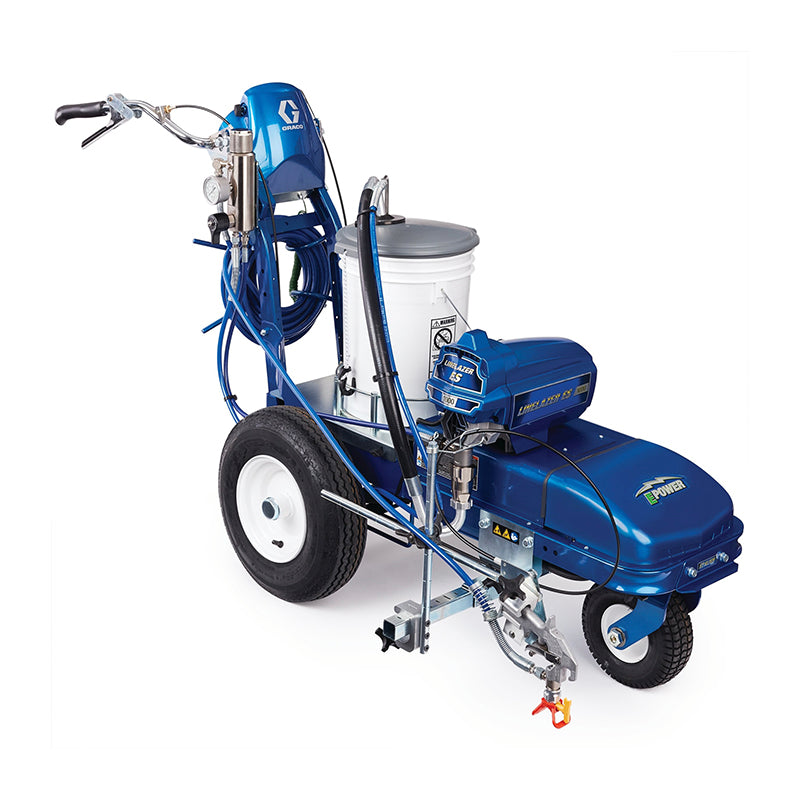 GRACO LineLazer ES 1000 Electric Battery-Powered Airless Line Striper 25M228