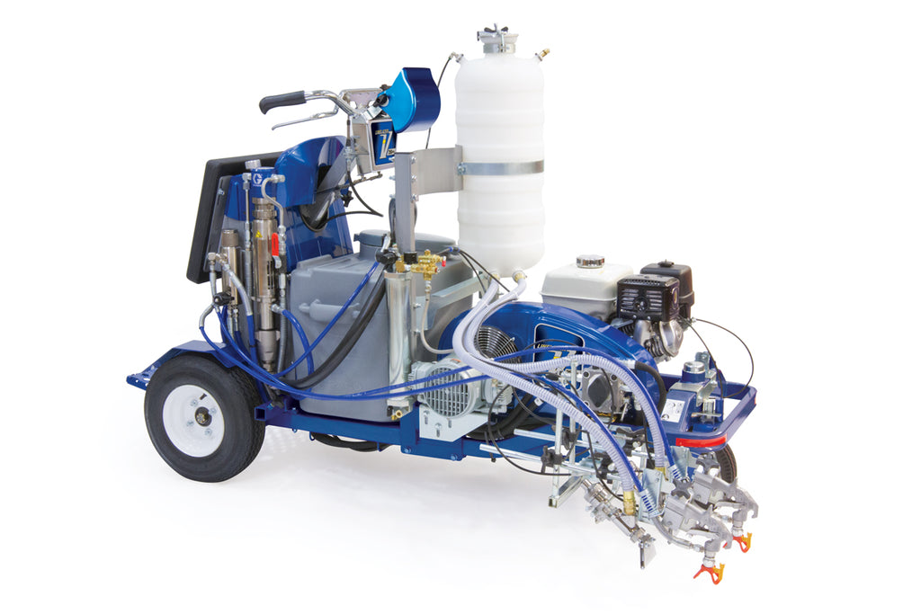 GRACO LineLazer V 250SPS Airless Line Marker Self Propelled Range