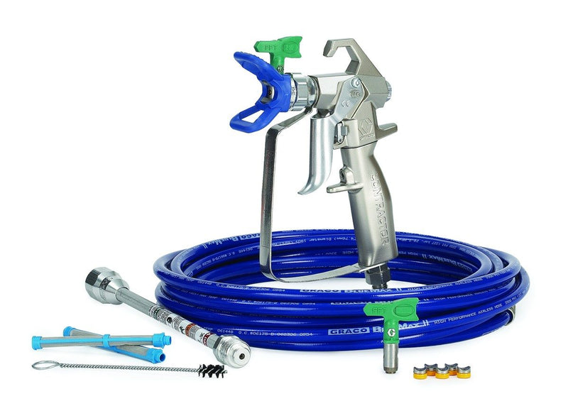 GRACO Spray Gun Airless Contractor Quick Start Kit 288501
