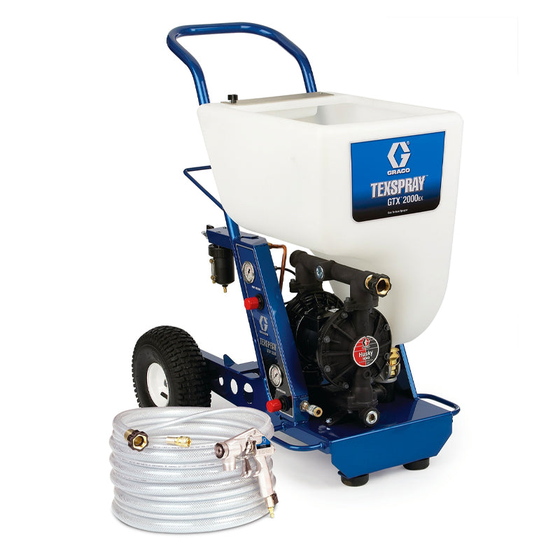 GRACO TexSpray GTX 2000EX Air-Powered Texture Sprayer 257030