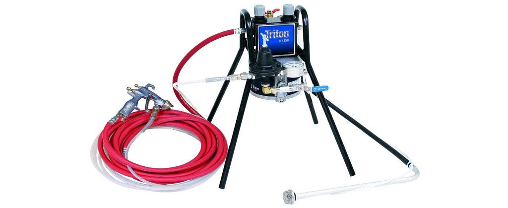 GRACO Triton 308 Conventional Sprayer Stand Mount 233475