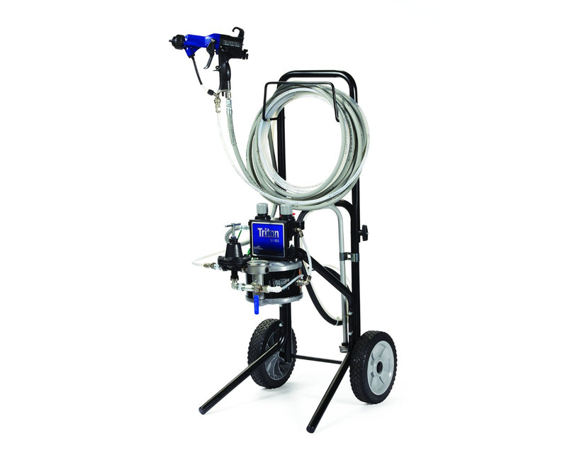 GRACO Triton 308 Conventional Sprayer Trolley Mount 233482