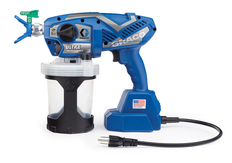 GRACO Ultra Corded Handheld Airless Sprayer 230V AC 17M362