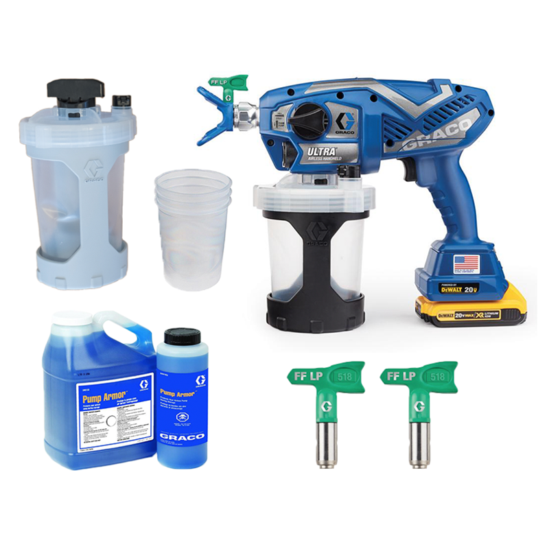 Graco Ultra Handheld Airless Sprayer Kit