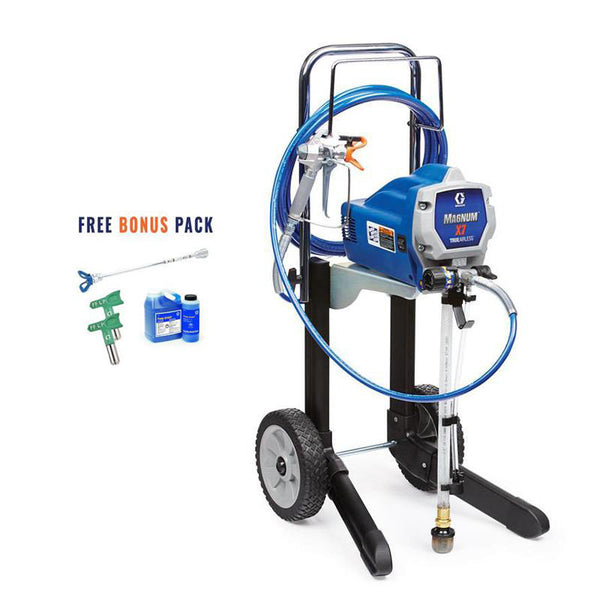 Graco Magnum X7 Airless Paint Sprayer 16W121