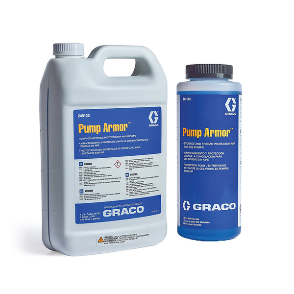 GRACO Pump Armour Fluid Range