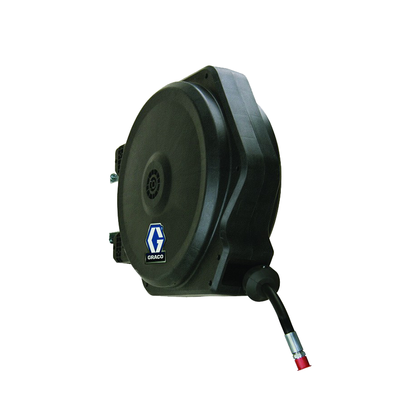 Graco LD Hose Reel for Grease 6mm x 11m HEH13D