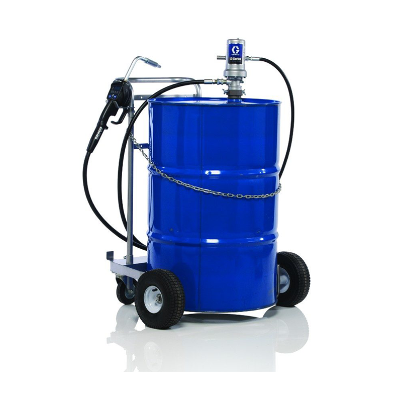 Graco LD Pump 3:1 Air Driven Cart Kit Range