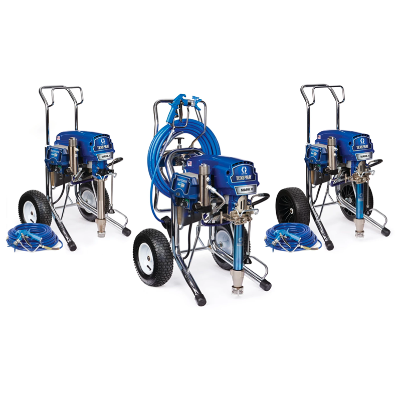 GRACO TexSpray Mark V Electric Airless Texture Sprayer Range