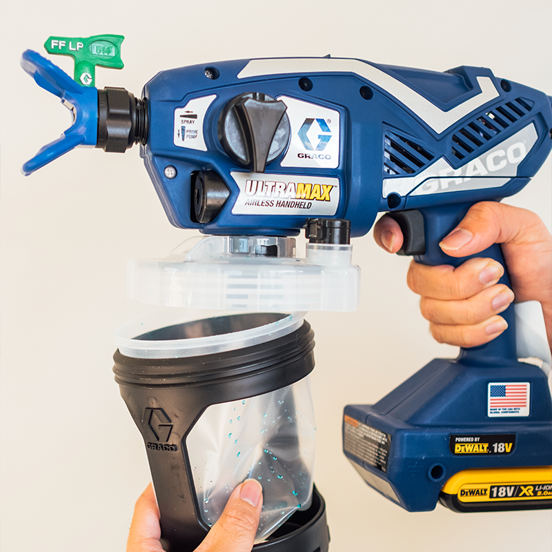 Graco Ultra Max Handheld Airless Sprayer