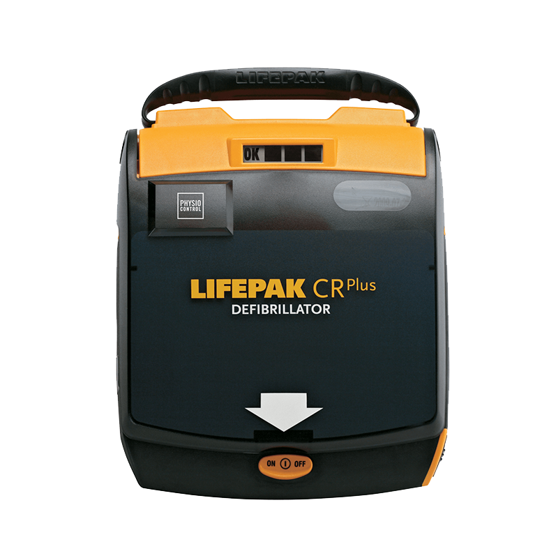 LIFEPAK® CR PLUS DEFIBRILLATOR