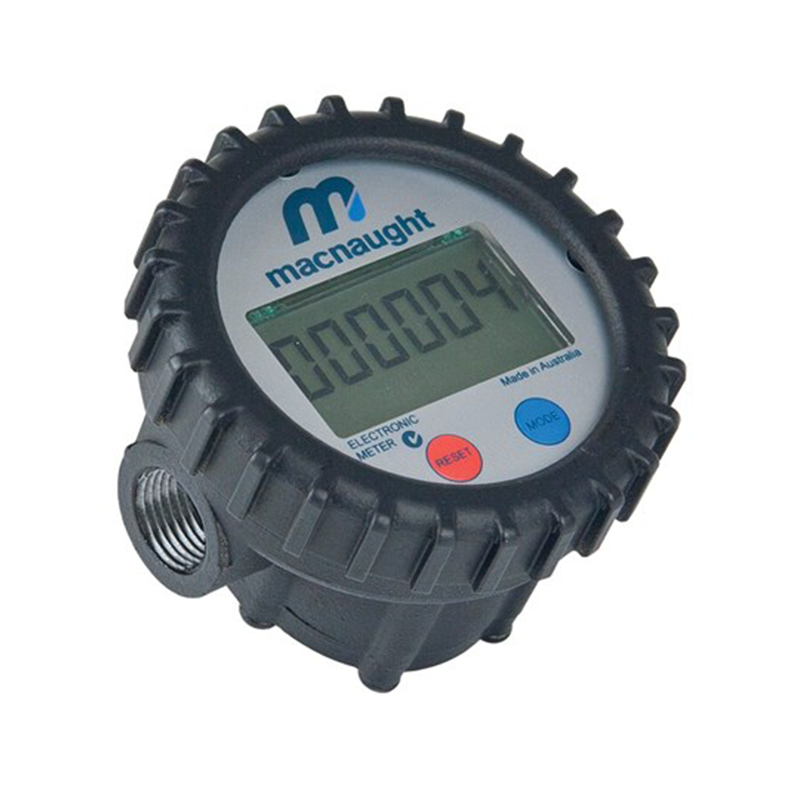 "Macnaught 1/2"" Electronic Oil Meter IM012E-01"