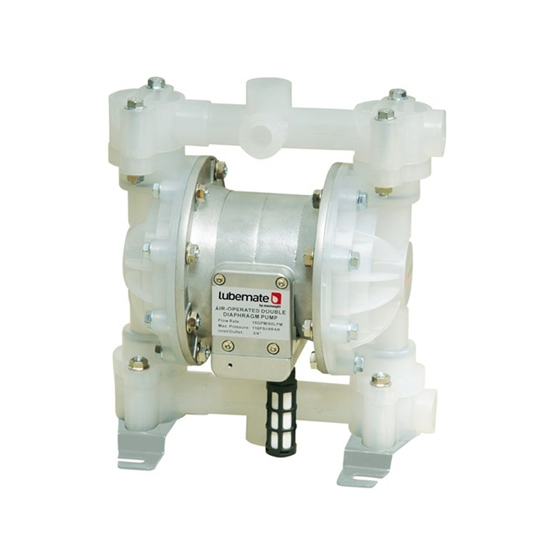 "Macnaught Air Operated Diaphragm Pump - 1/2"" L-DDP13"