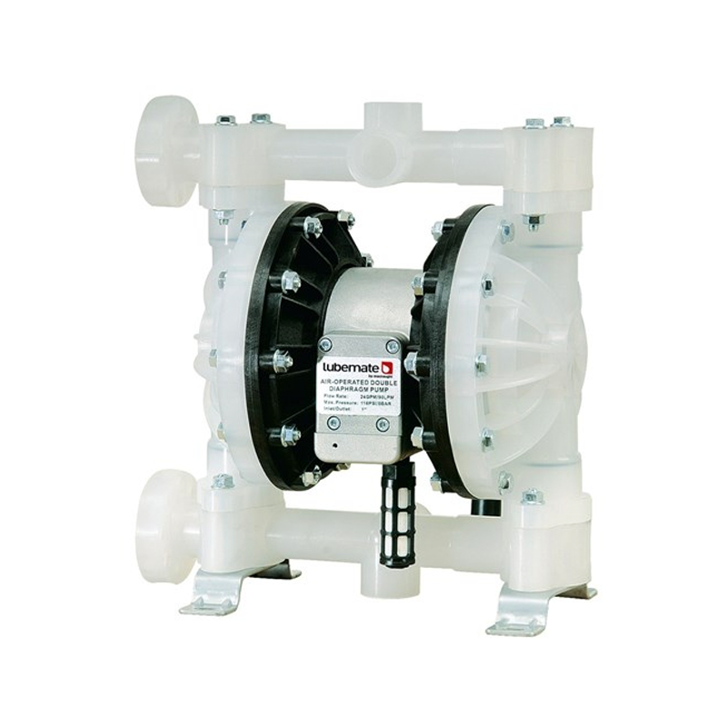 "Macnaught Air Operated Diaphragm Pump - 1"" L-DDP25"