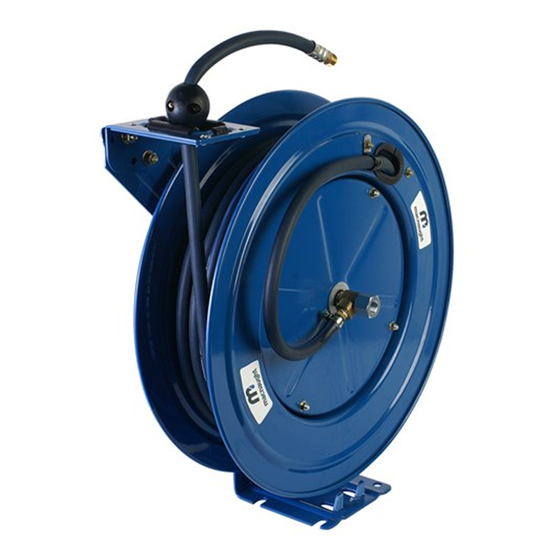Macnaught Hose Reel Bare 12.5mm x 20m MRS1320N-01 - NOTE no hose included bare reel only