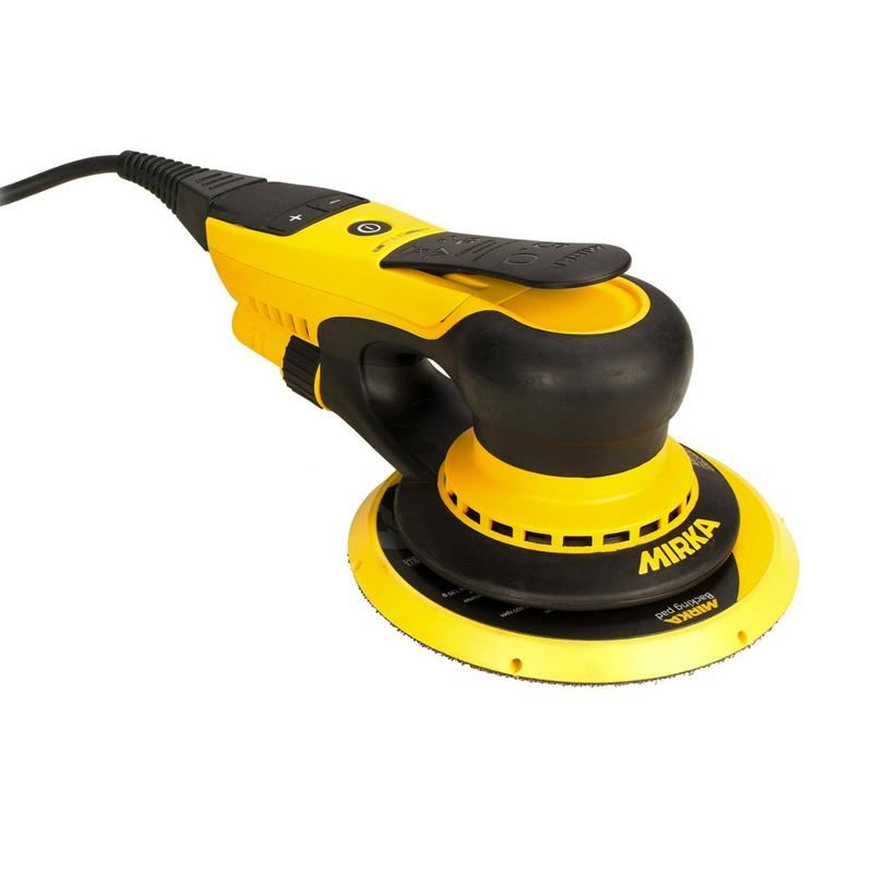 Mirka® DEROS - Direct Electrical Random Orbital Sander