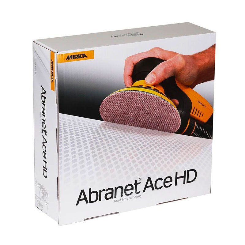 Mirka Abranet® Ace HD 125mm Disc Range